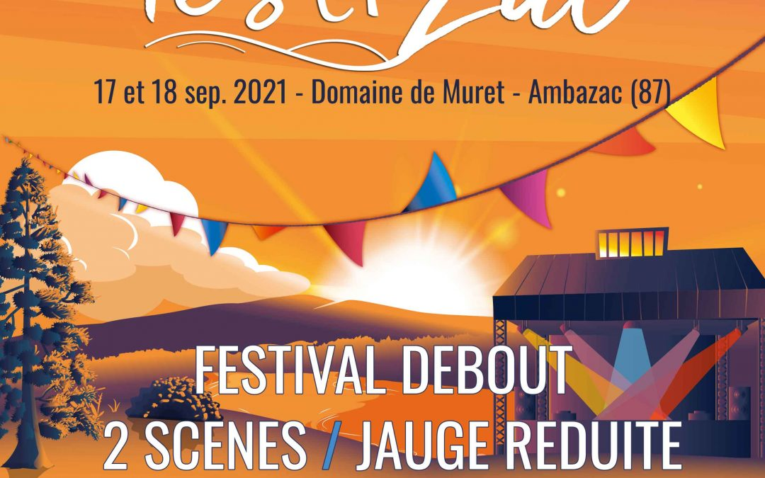 Festi'Zac aura lieu DEBOUT